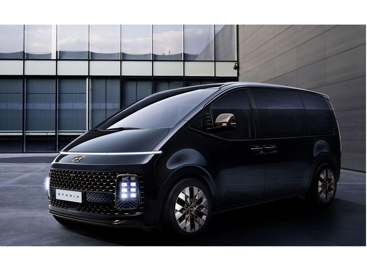 Hyundai STARIA startet als luxuriöser Van, Flotte.de, Flottenmanagement,  Fuhrpark