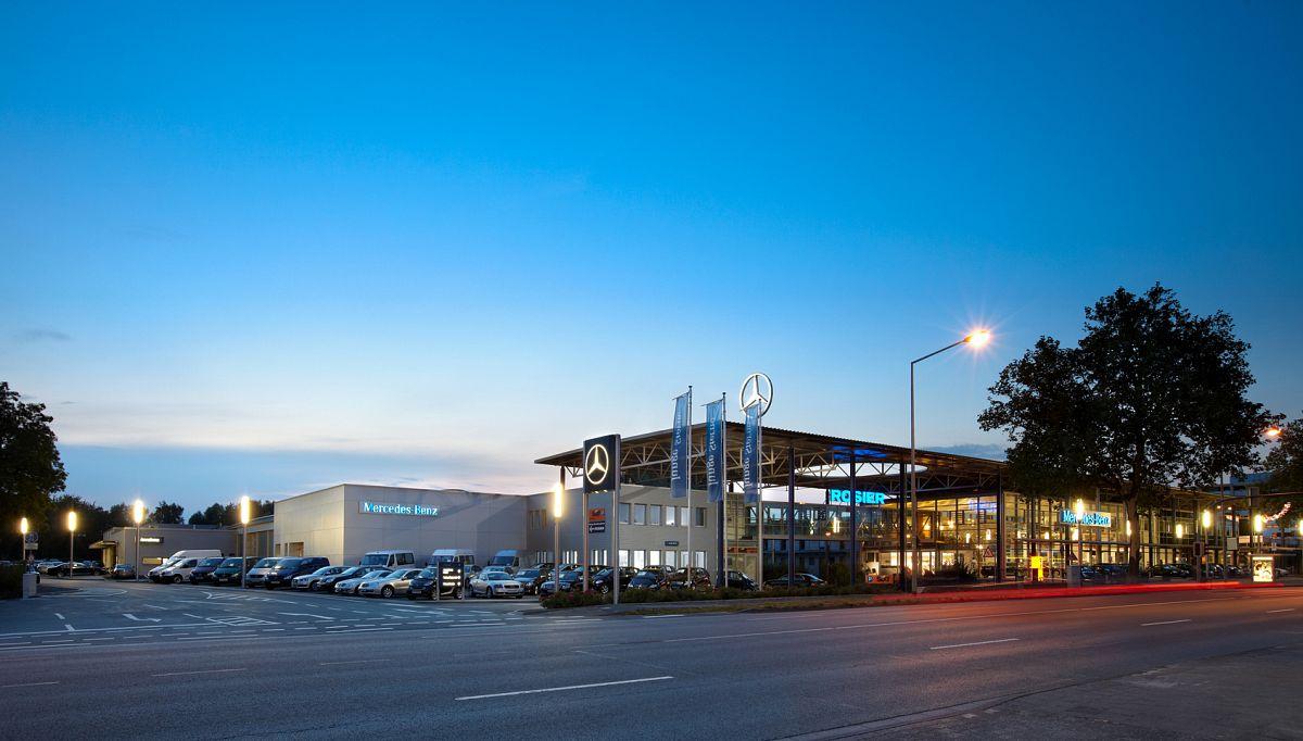 Autohaus Für E Mobile Zukunft Ertüchtigt Flottede